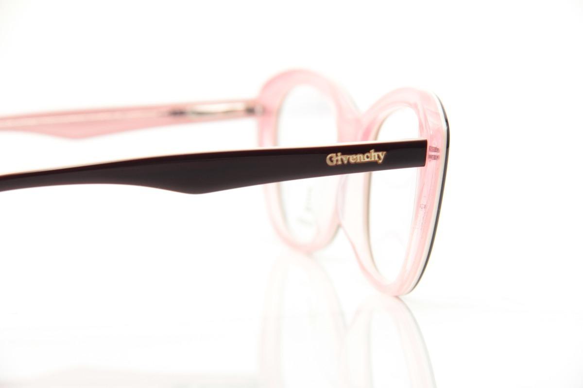 armação importada para óculos de grau feminino givenchy 3096. Carregando  zoom. f6e073ddfb