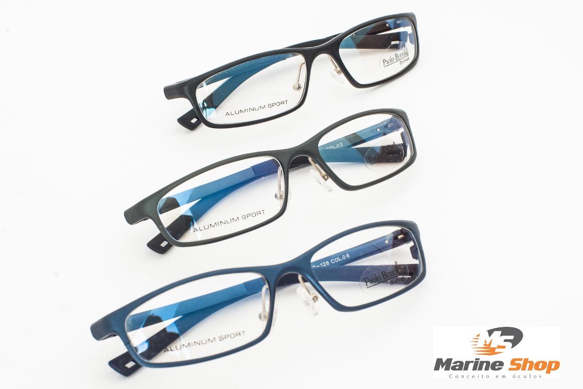 418fbb3864d74 Armação Infantil Alumínio Resistente   Óculos Grau - R  79,99 em ...