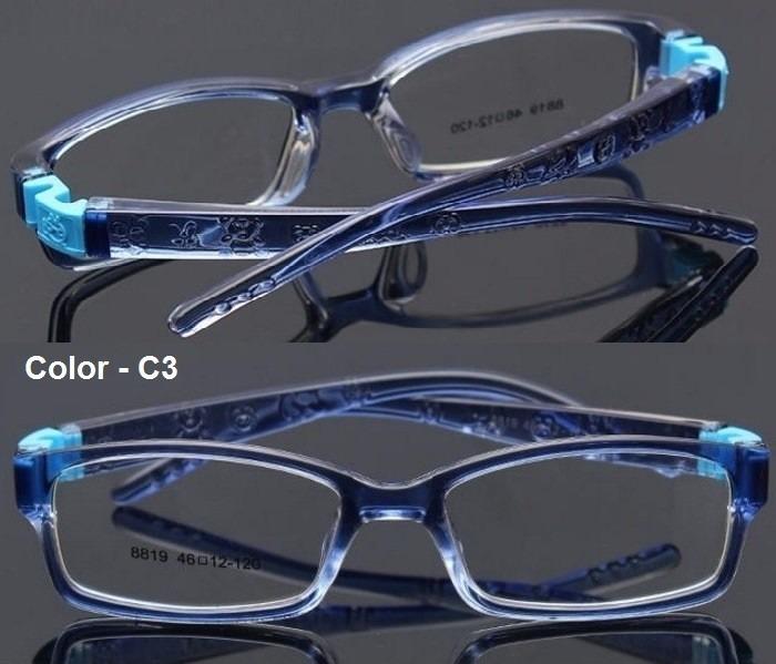 Armação Infantil Óculos Grau Masculino Menino 4 A 5 Anos - R  100,00 ... 95ec392e6b