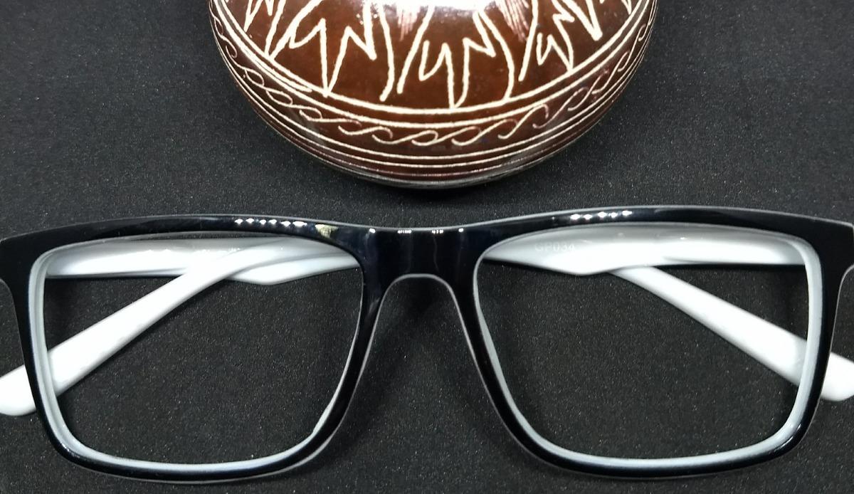 ee173c279 armação jl óculos de grau quadrado grande masculino feminino. Carregando  zoom.