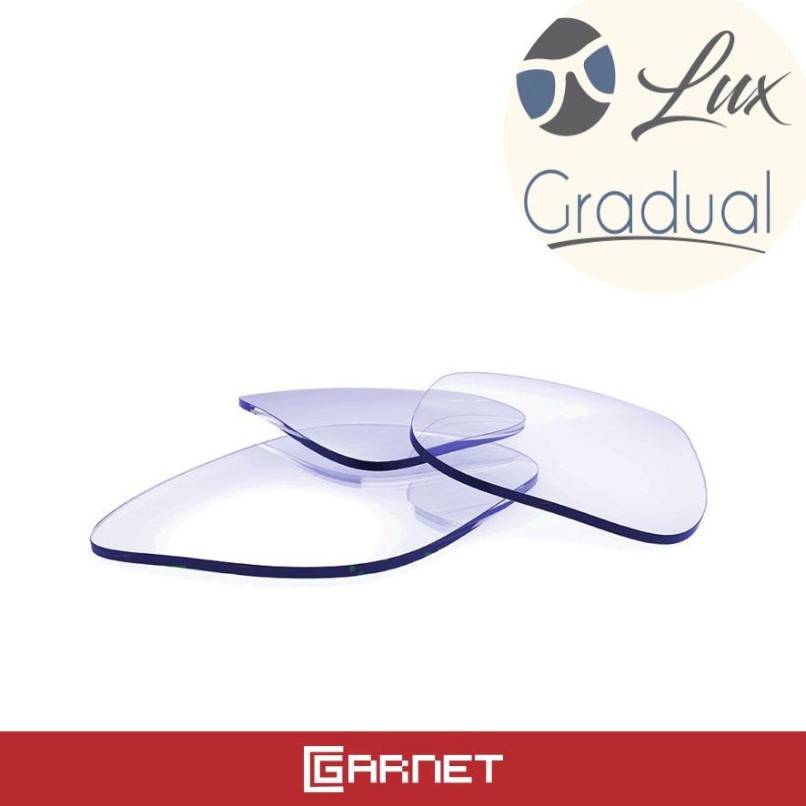549464c7c Armação + Lentes De Grau Multifocal Lux Gradual Digital - R$ 385,00 em  Mercado Livre