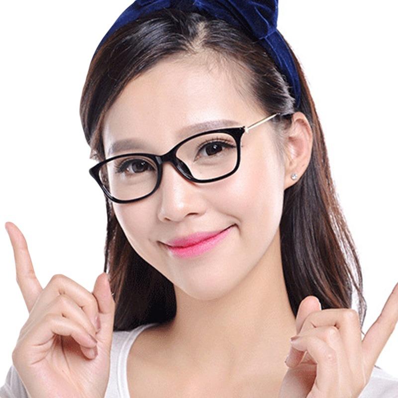 ba35b746c armação lentes óculos de grau modelo feminino olho de gato. Carregando zoom.