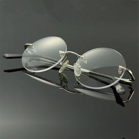 440f8b5a5 Oculos Lente Redonda Sem Aro - Óculos no Mercado Livre Brasil