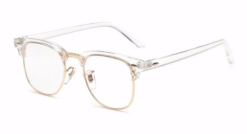 Armação Luxo Oculos Retrô Clubmaster 2018 Lançamento! - R  139,90 em  Mercado Livre 435231a828