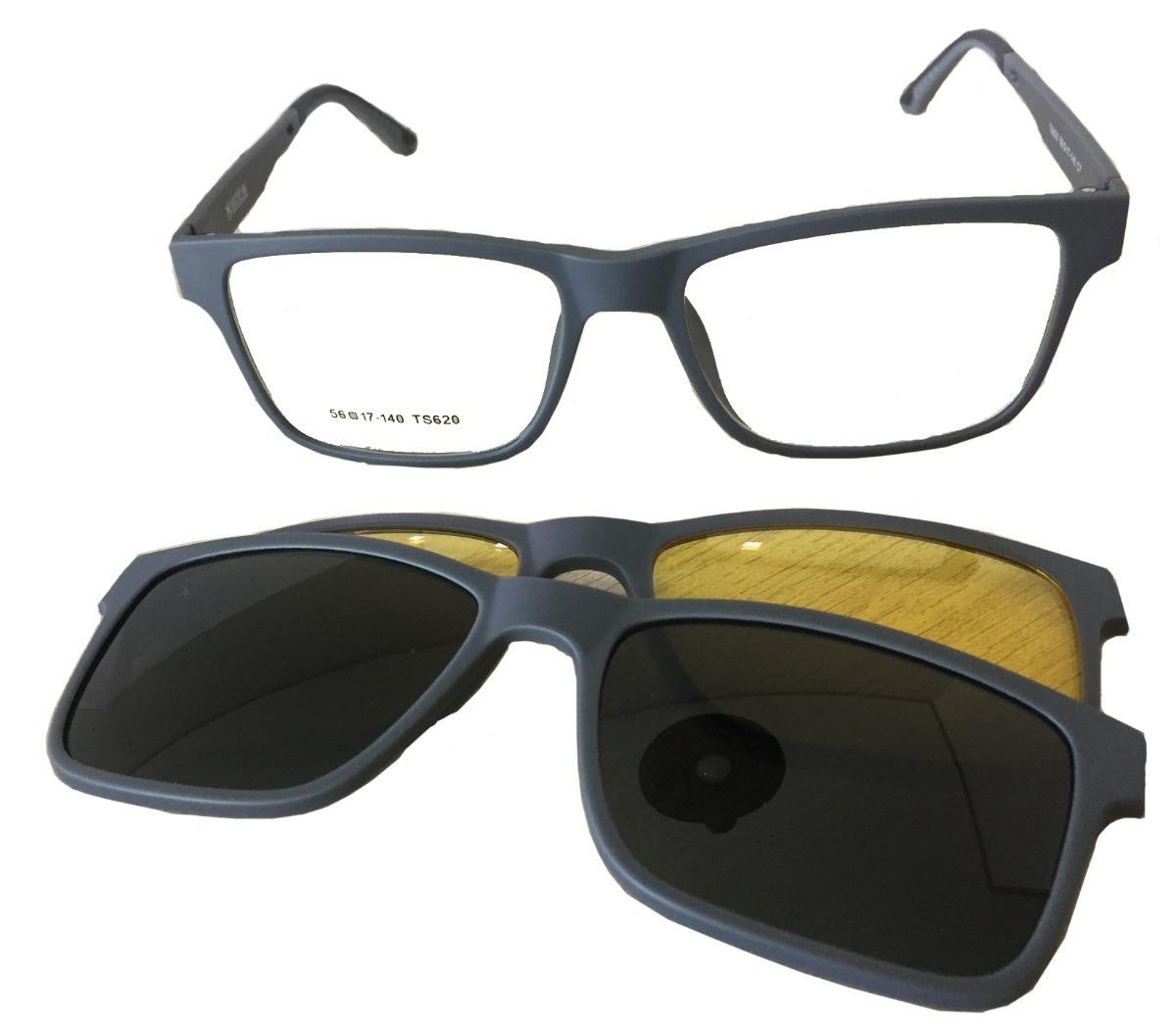 e69a6898faad1 armação masculina feminina grau clip on óculos promo lk040. Carregando zoom.