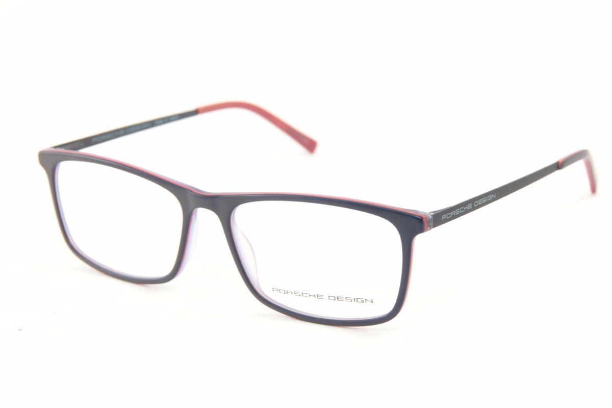 armação masculina feminina p  óculos de grau porsche 7802. Carregando zoom. df6fbfe64b
