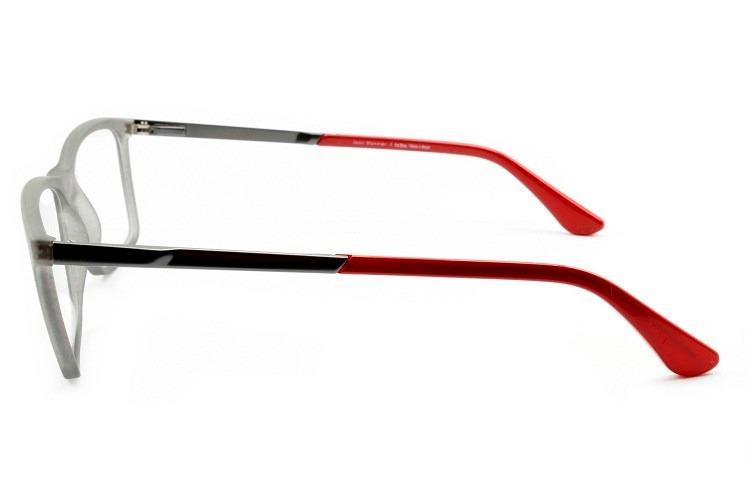 7719fe181c59b Armação Masculina Oculos De Grau Jean Monnier Acetato - 3145 - R ...