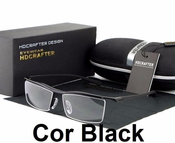 88e127ba58898 Armação Masculina Óculos Grau Fio Nylon Tr90 - R  140