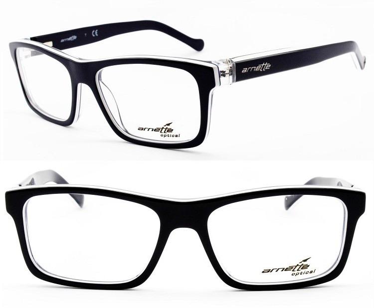 62651a4f522b4 Armação Masculina Para Óculos De Grau Arnette An7085 - R  199