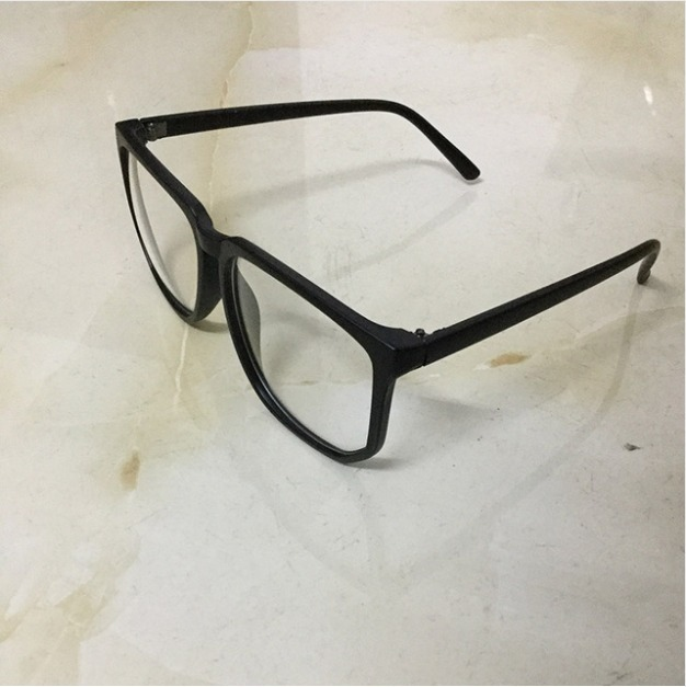 7f0c16233 Armação Nerd Retrô Grande Para Óculos De Grau - Preto Fosco - R$ 84 ...