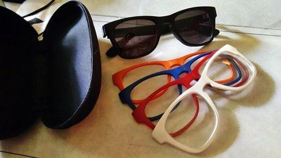 26613f0a144cf Armação Nova Para Óculos De Grau. Fabricante  Smart - R  210,00 em ...
