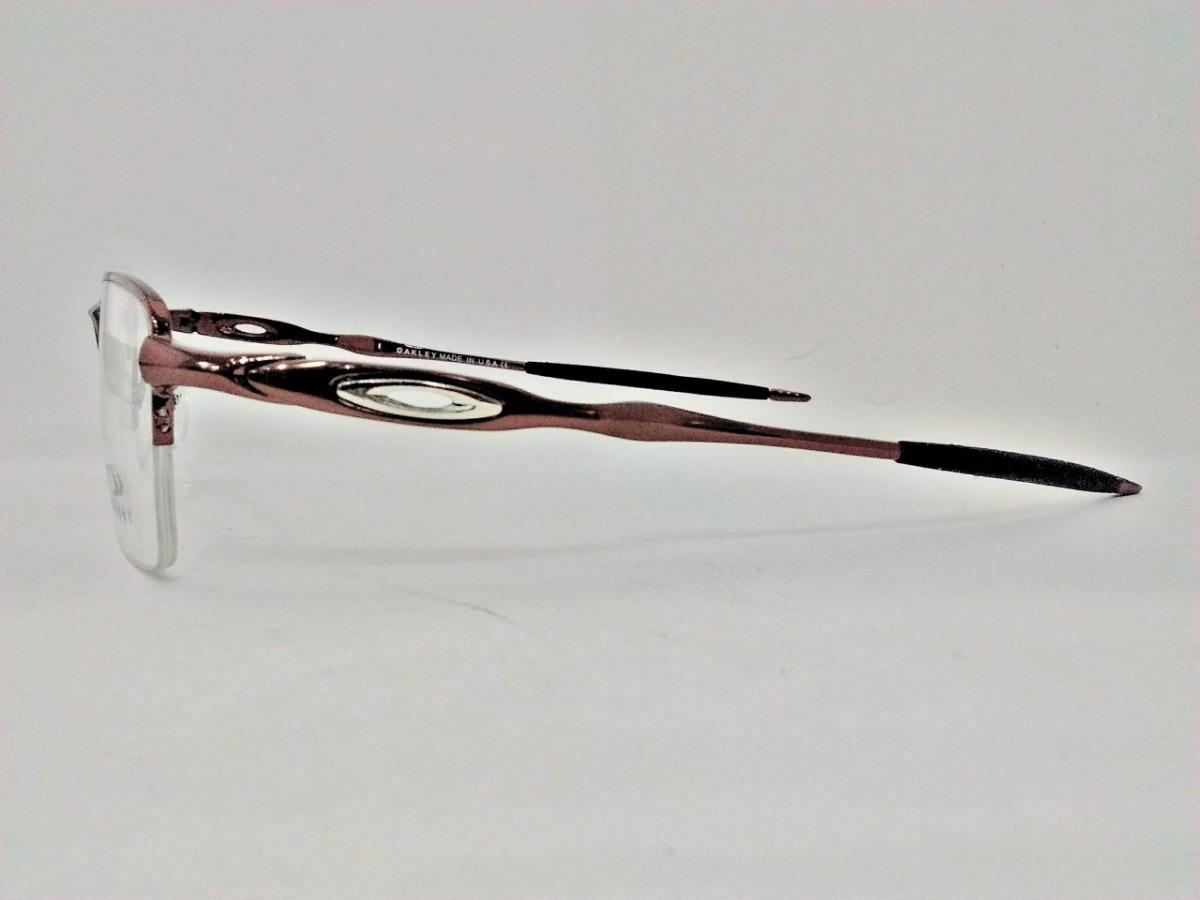 5827f2922 Armação Oakley Com Lente Sem Grau Óculos De Descanso F. Grát - R$ 149,99 em  Mercado Livre