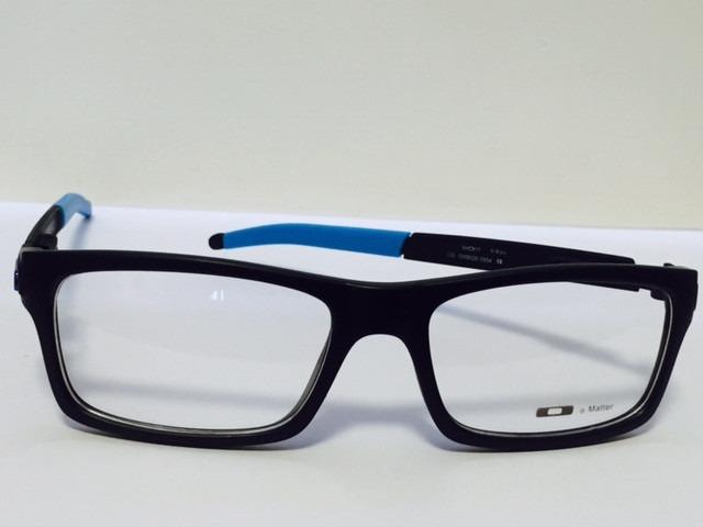 Armação Oakley De Grau Óculos De Grau Frete Gratis - R  104,00 em ... fd5fc6f7d3