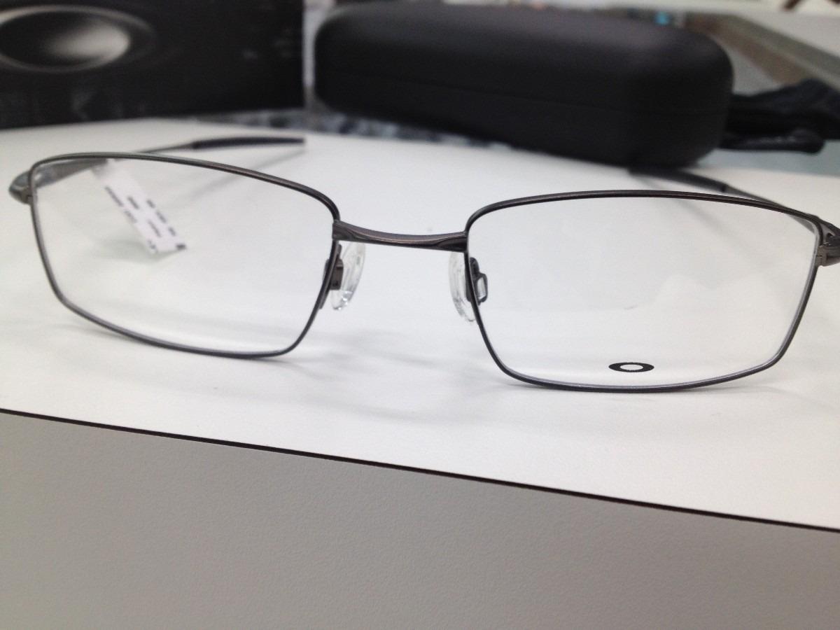 Oculos Armação Oakley Ox3136-0353 Pewter Pronta Entrega - R  319,00 ... 01bf650e2d