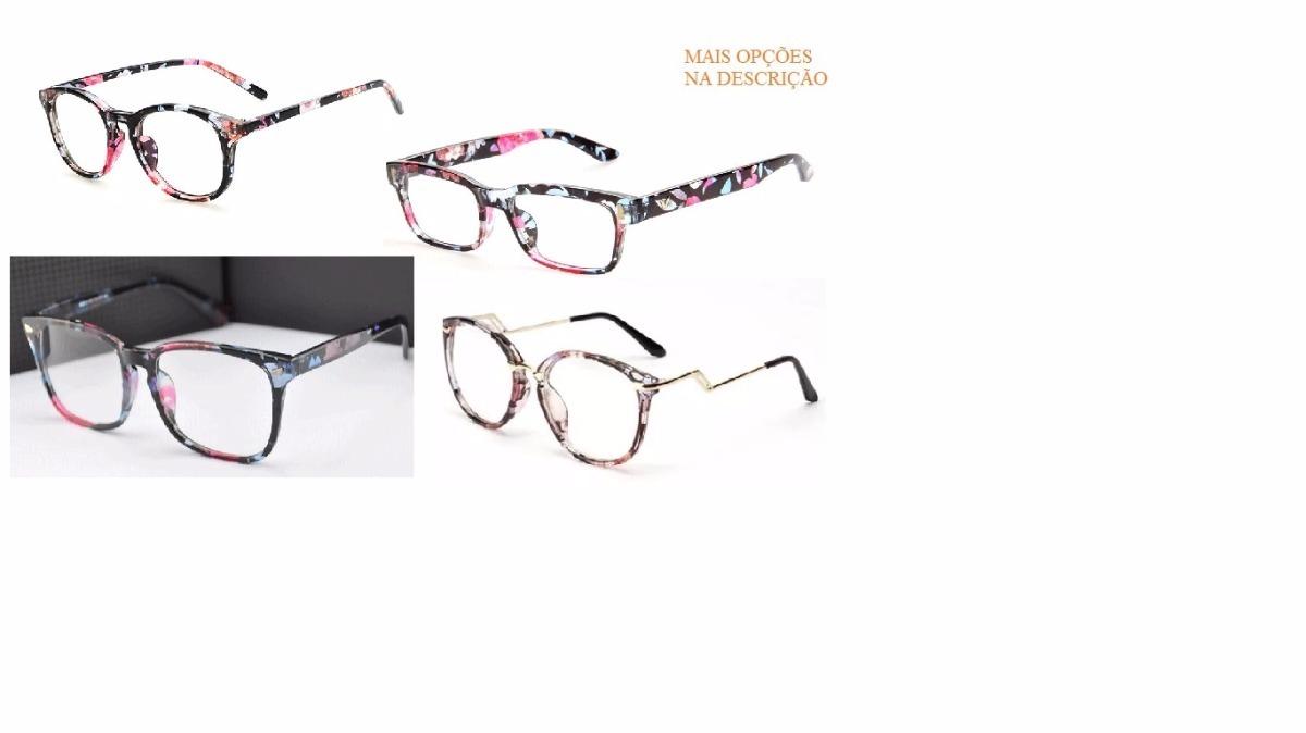 armação óculos acessório descanso estética floral estampado. Carregando  zoom. a0eeaf07e0