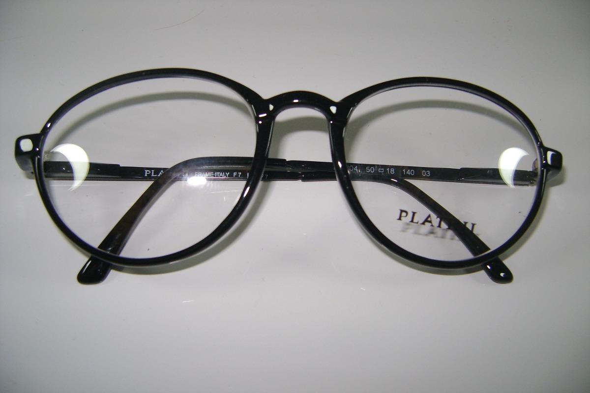 Armação, Óculos, Acetato, Grife Platini, M-1604 Cores - R  91,51 em ... ff729d4c14