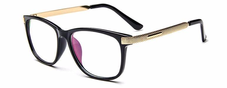 0da427c836676 Armação Óculos - Acetato Quadrada Grande Novo Feminino Da - R  94,80 ...