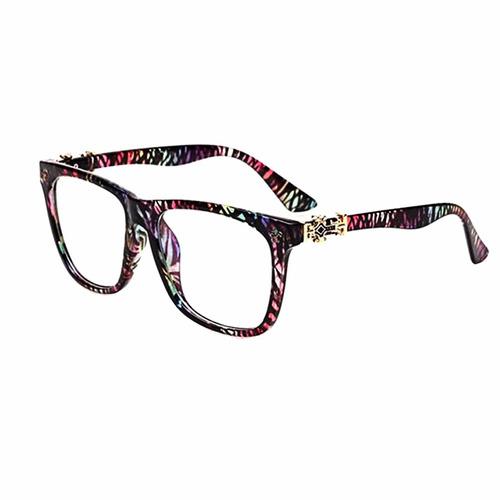 armação óculos acetato quadrado s grau acessório descanso br