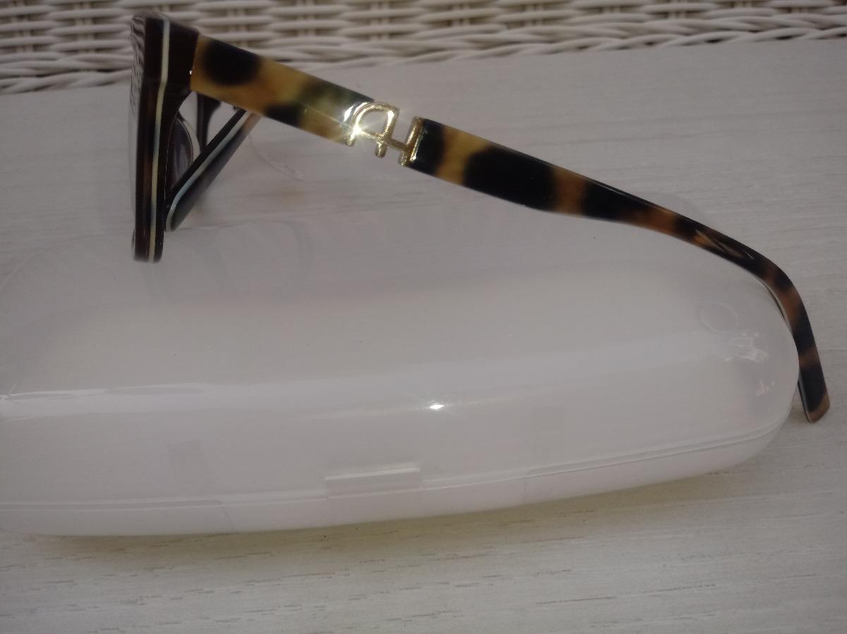 d88bfdd1ecd3f Armação Oculos Grau Ana Hickmann Ah6179 G08 - Ref 78 - R  289