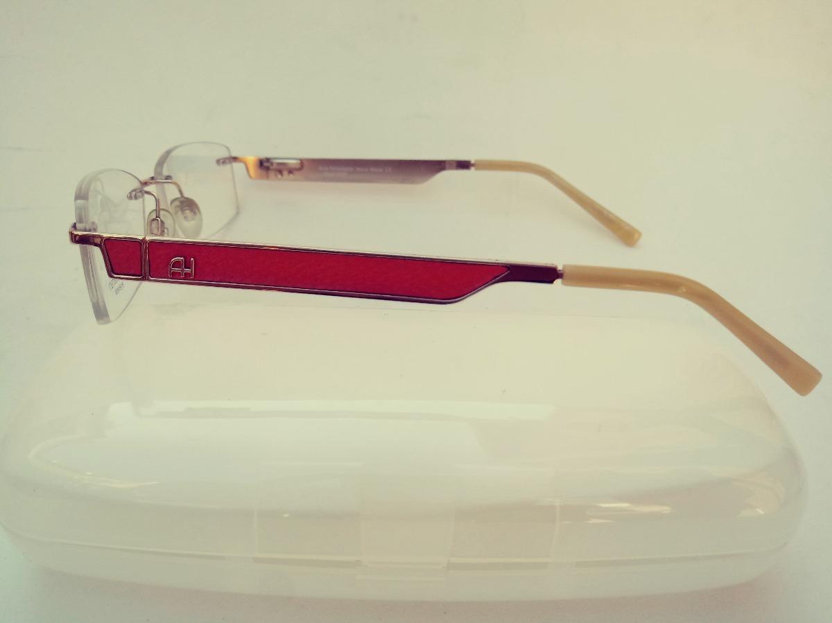 Armação Óculos Grau Ana Hickmann Ah1156 04c - Ref 451 - R  279,00 em ... 1aabbeb6e4