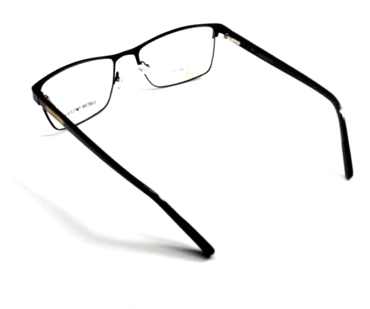 794a6d987819a Carregando zoom... armani armação titanium emporio oculos p  grau aluminio
