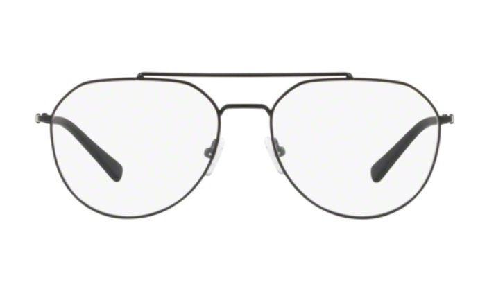 armação oculos grau armani exchange ax1029 6063 preto fosco · armação  oculos armani ddc075d199