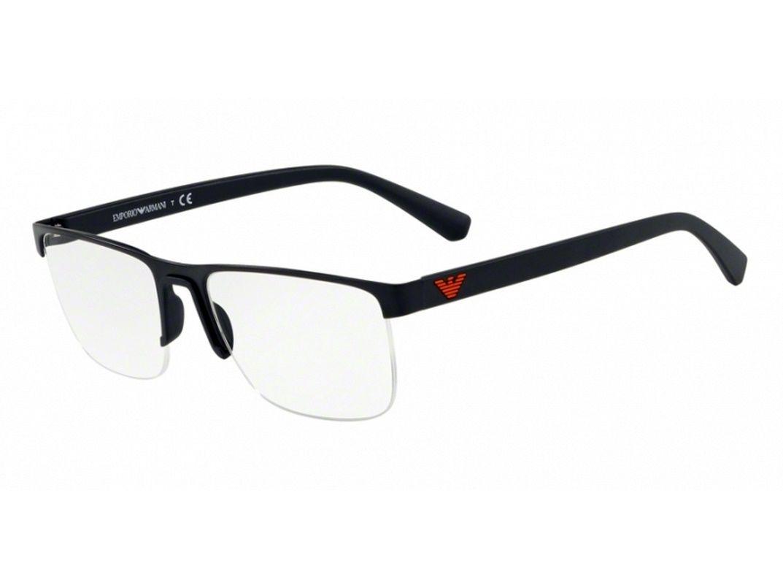 Armação Óculos De Grau Emporio Armani Ea1084 3001 - R  399,00 em ... 1782c2fe35