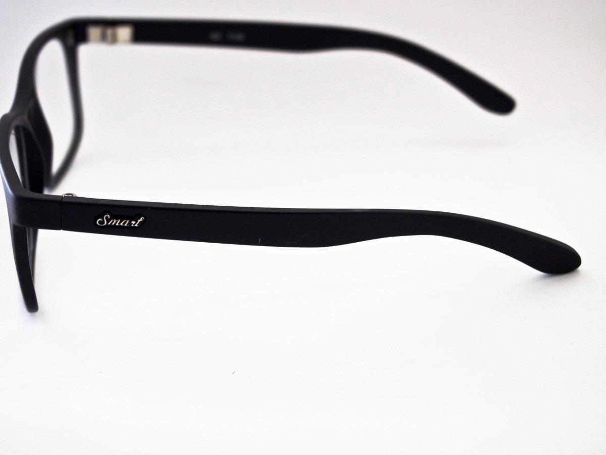 f309b470fdbd1 armação óculos clip-on p  grau smart ref.933. Carregando zoom.