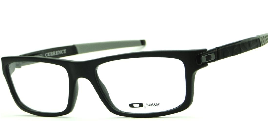 Armação Óculos Currency Original Oakley Envio Imediato - R  98,00 em ... db3f500e2a