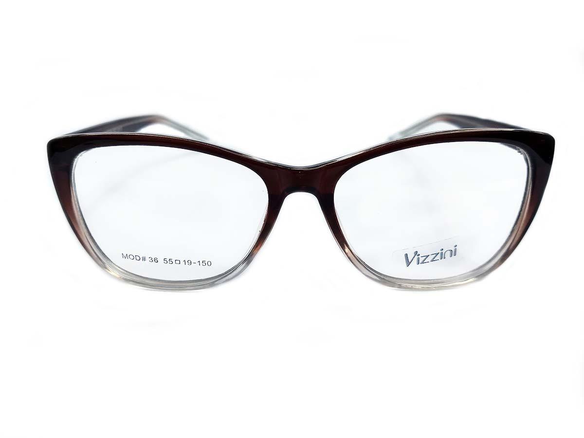 a5892a4011e8f Armação Óculos D Grau Acetato Feminino Mod36 - Promoção - R  49,99 ...