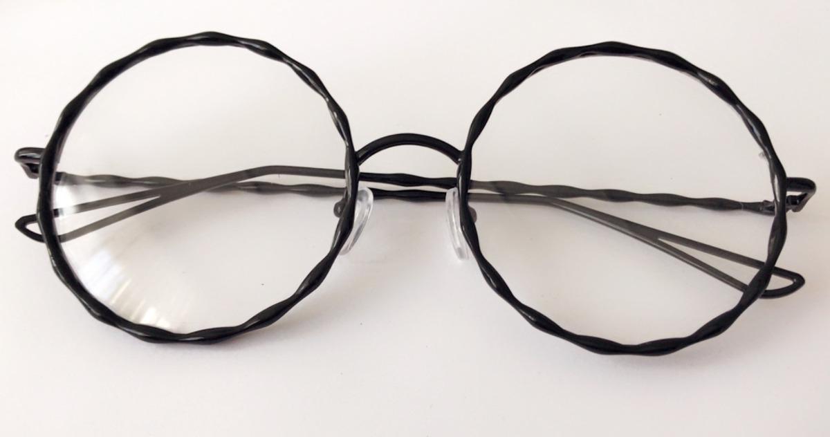 acccf51a3f088 armação óculos de grau 9918 redonda feminino masculino. Carregando zoom.