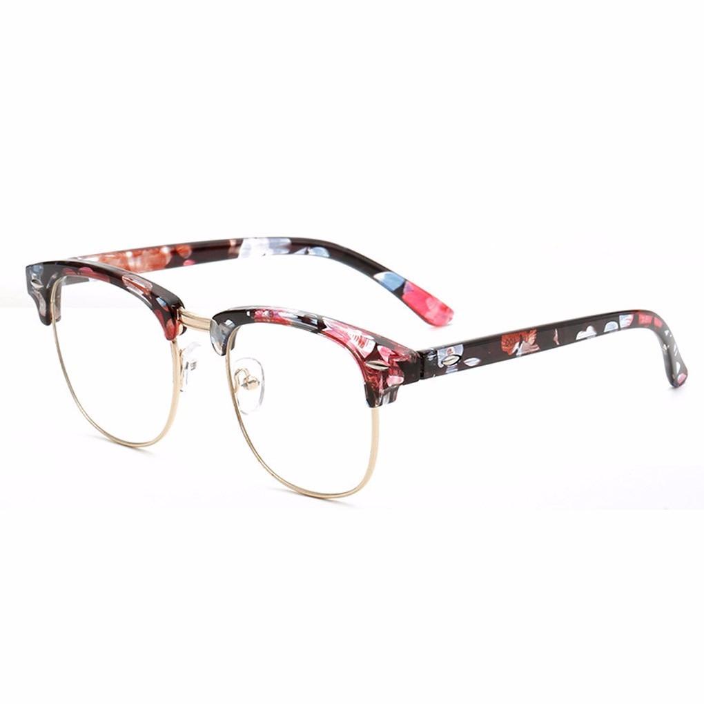 13f101a8da610 Armação Óculos De Grau Acetato Metal Masculino Feminino Bs - R  32 ...