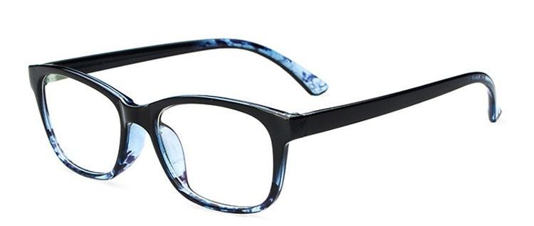 b2a65a70a Armação Óculos De Grau Acetato Quadrada Masculino Feminino - R$ 39 ...