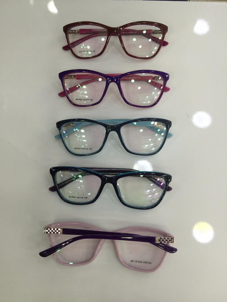 db20aa69a armação óculos de grau acetato várias cores feminina barato. Carregando zoom .