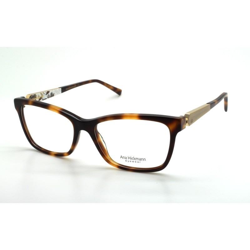 877eddb9d48f3 armação óculos de grau ana hickmann feminino ah6260 g21. Carregando zoom.