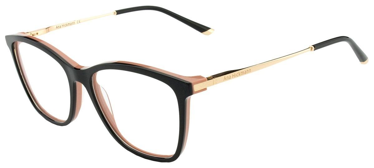 e73f2ea3a541f armação óculos de grau ana hickmann feminino ah6269 a02. Carregando zoom.