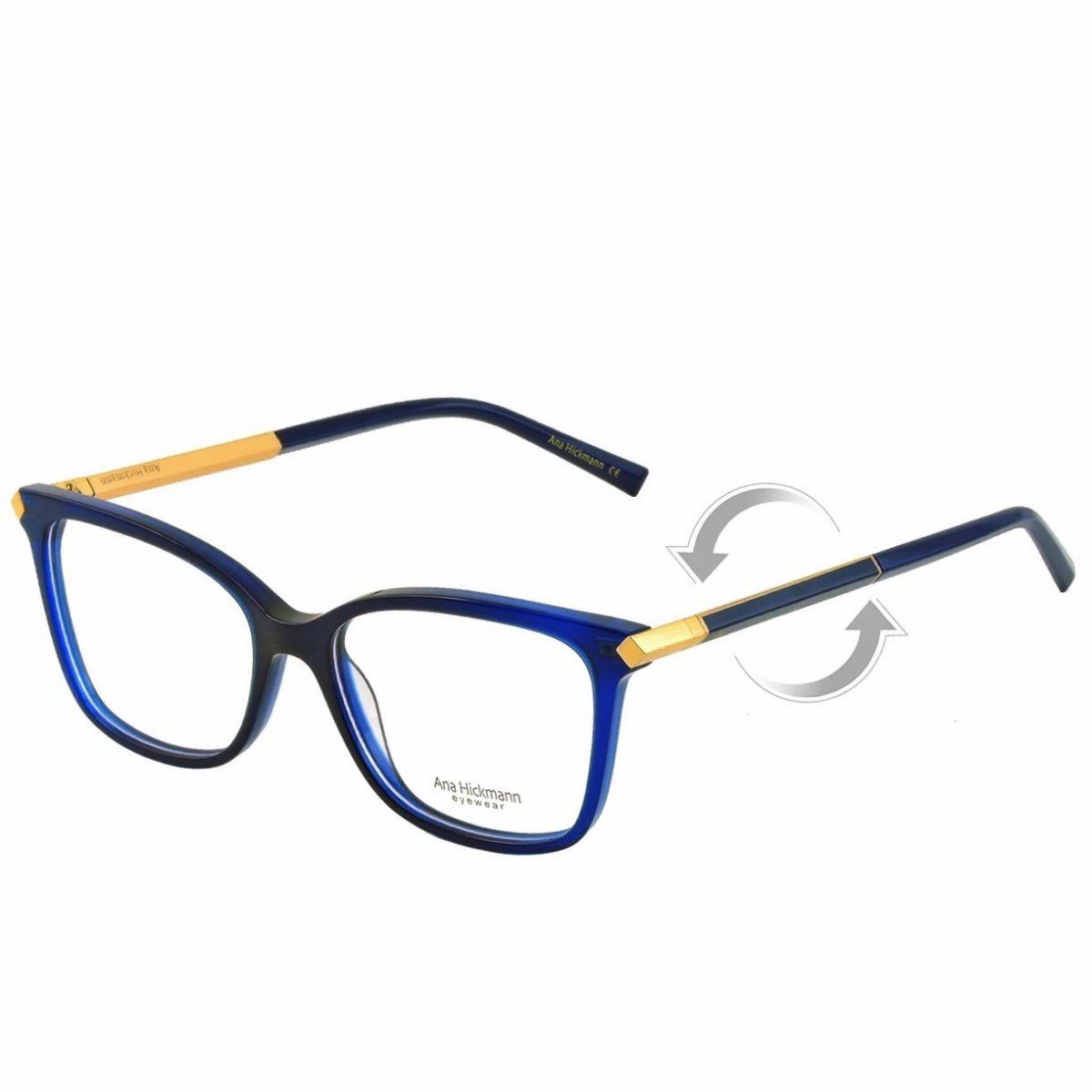 380076da7 armação óculos de grau ana hickmann feminino ah6322 c02. Carregando zoom.