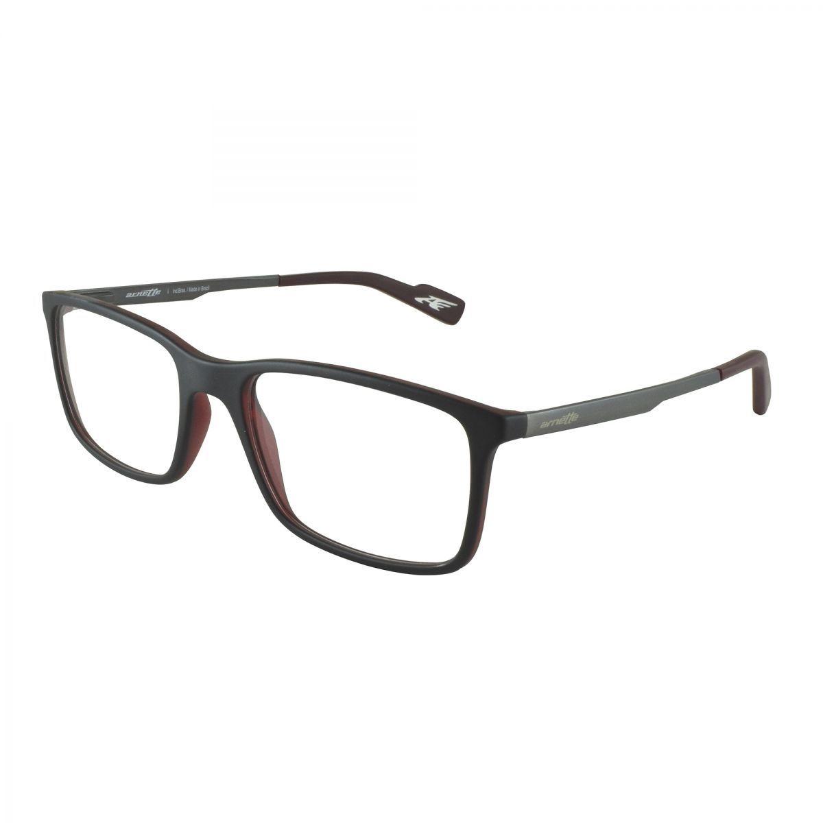 Armação Óculos De Grau Arnette An7114l 2316 - R  229,00 em Mercado Livre b15b9aac0f