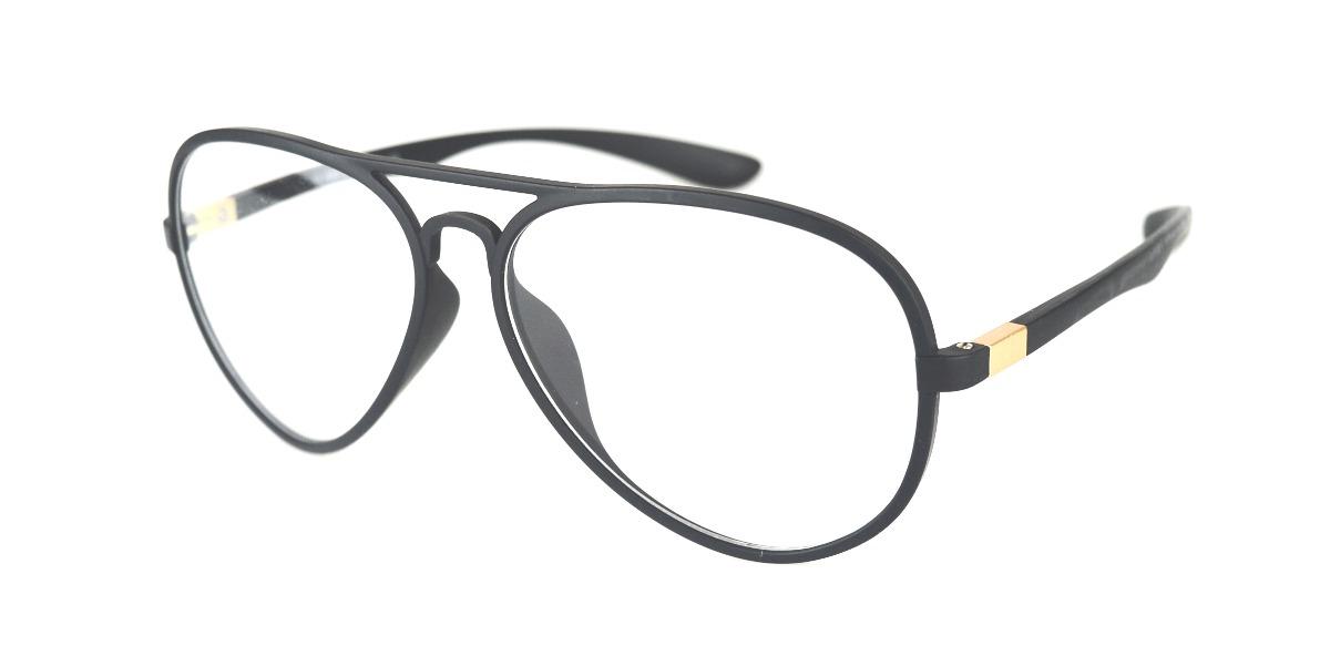 9fefa3b48 armação óculos de grau aviador feminino masculino barato. Carregando zoom.