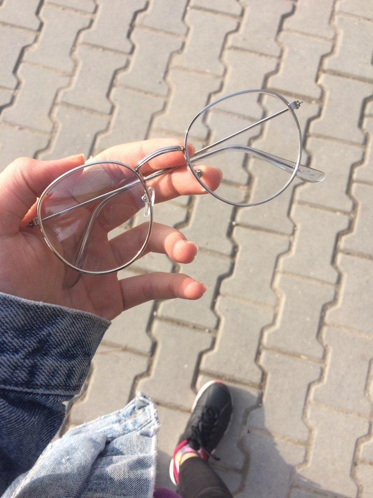0beed980b0b3b Armação Óculos De Grau - Aviador Oval Metal A Pronta Entrega - R  29 ...