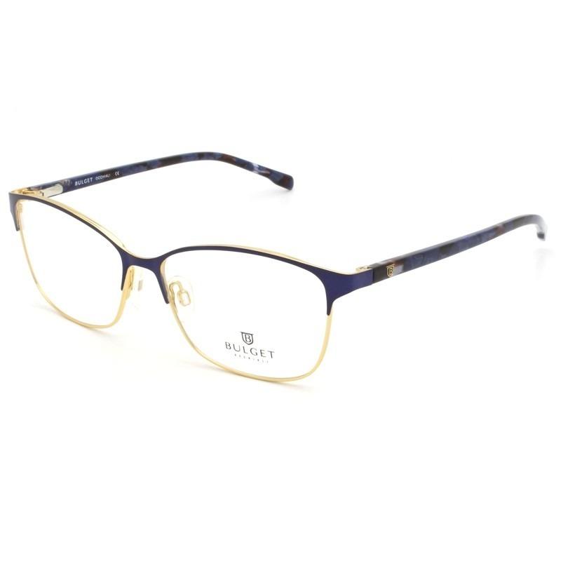 236d66718 Armação Óculos De Grau Bulget Feminino Bg1552 06a - R$ 260,45 em ...