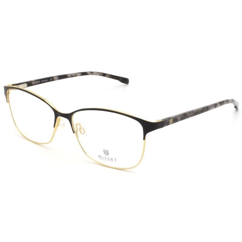 83b09db01 Armação Óculos De Grau Bulget Feminino Bg1552 09a - R$ 260,45 em ...