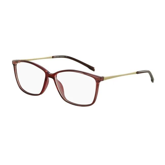 Armação Óculos De Grau Bulget Feminino Bg4074 C03 - R  223,90 em Mercado  Livre 63387f4874