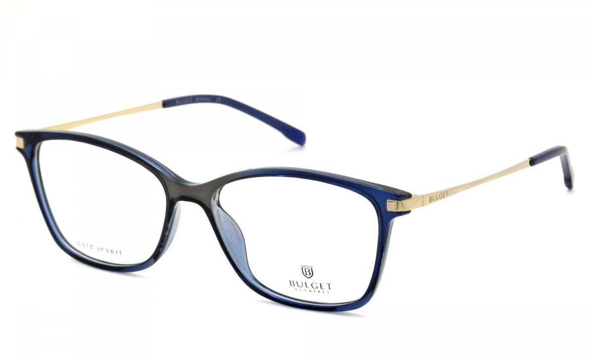 582ce7e4c Armação Óculos De Grau Bulget Feminino Bg4112 C04 - R$ 246,85 em ...