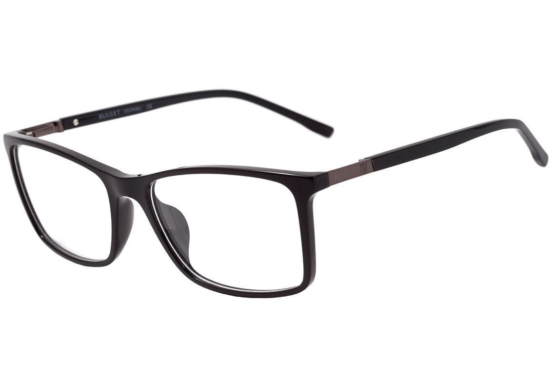 2bb0f7f5ae879 armação óculos de grau bulget masculino bg4029 a01. Carregando zoom.