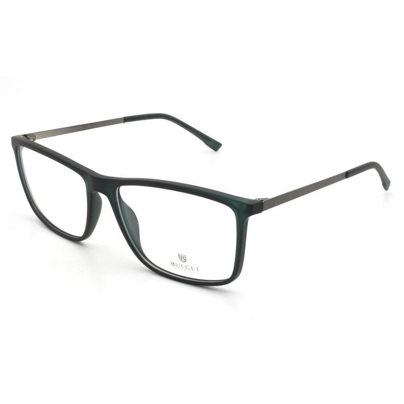 ce02828e7 Armação Óculos De Grau Bulget Masculino Bg4039l T03 - R$ 223,90 em ...