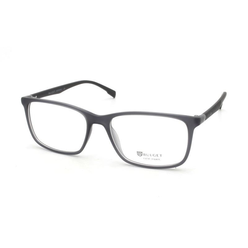 3fd1099ef Armação Óculos De Grau Bulget Masculino Bg4107 T01 - R$ 223,90 em ...