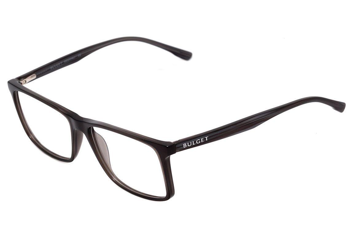 b2f9ad245 Armação Óculos De Grau Bulget Masculino Bg6277i T01 - R$ 237,50 em ...