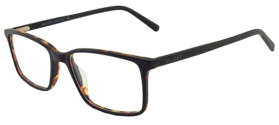 ab4f3c7f6 Armação Óculos De Grau Bulget Masculino Bg7016 C01 - R$ 234,10 em ...