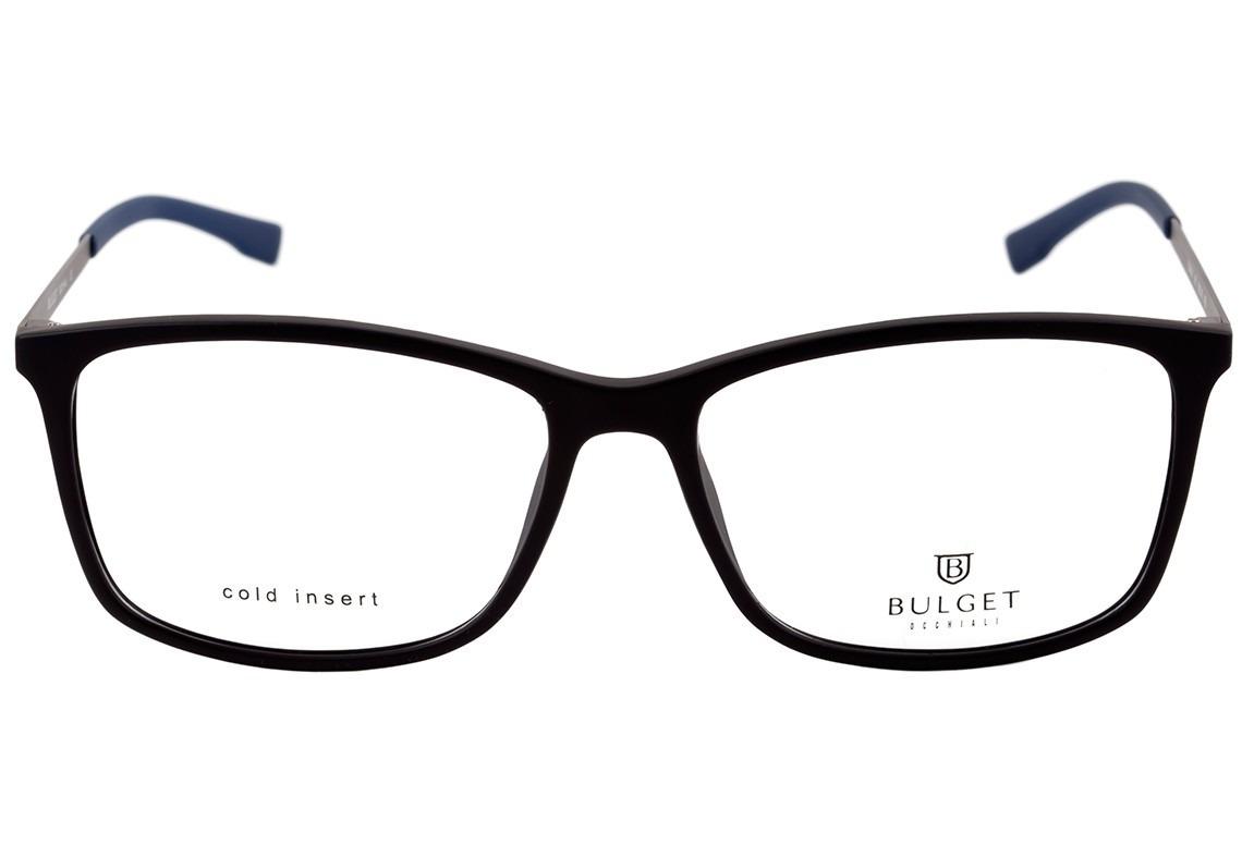 Armação Óculos De Grau Bulget Unissex Bg4041 A01 - R  201,80 em ... a9679f2884